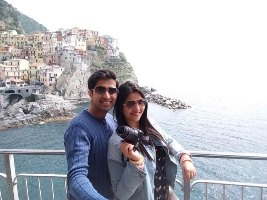 Cinque Terre Photo journey