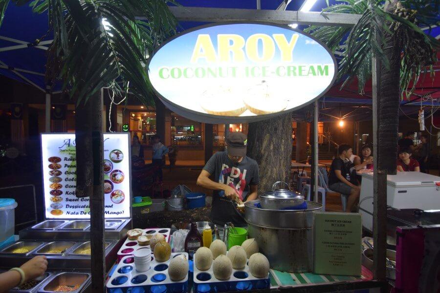 Jalan Alor Bukit Bintang food street