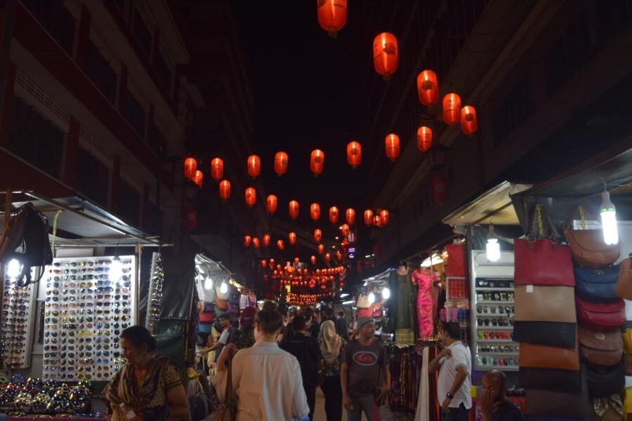 Jalan Petaling China town