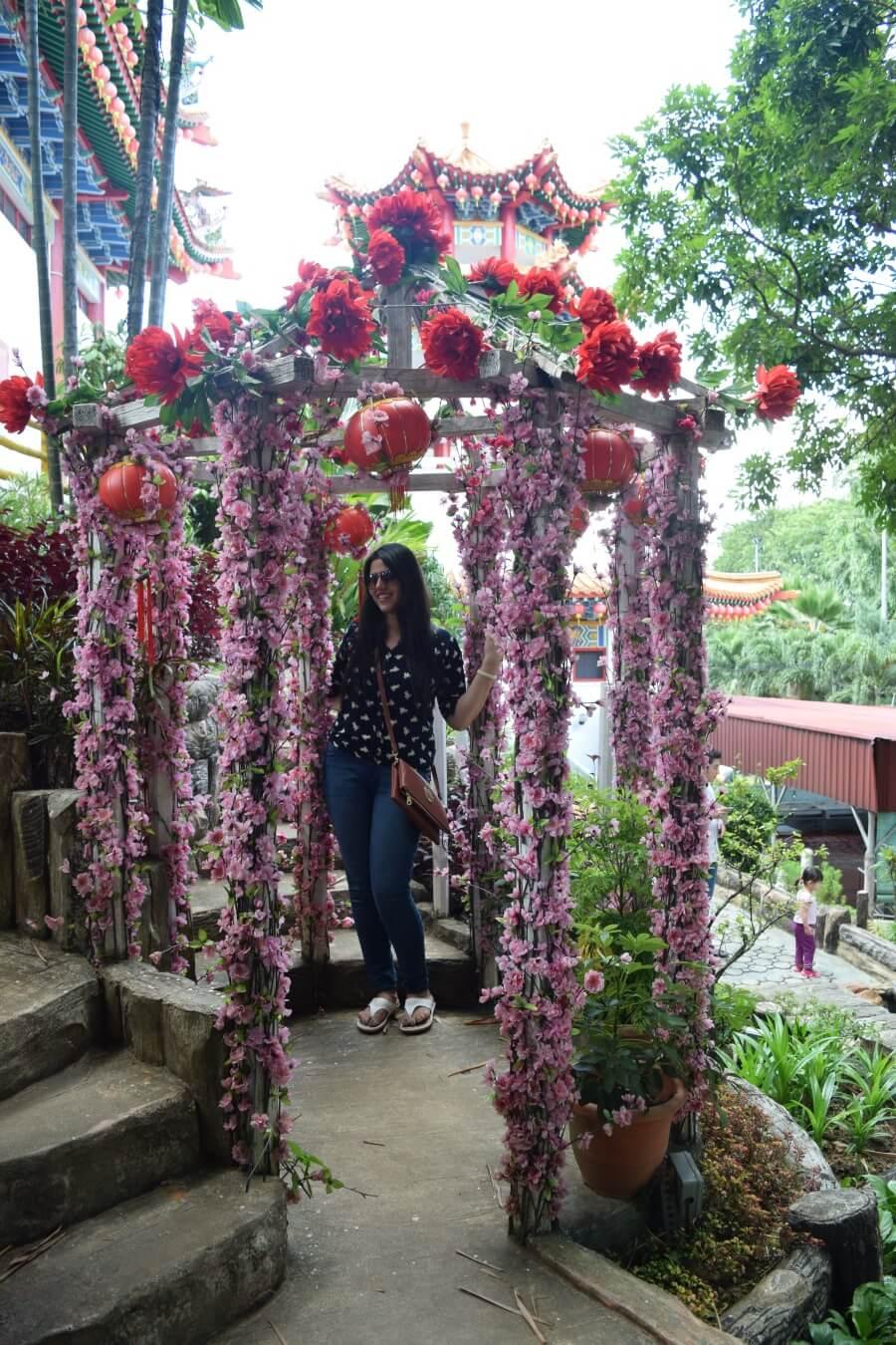 Kuala Lumpur Photo Journey chinese temple