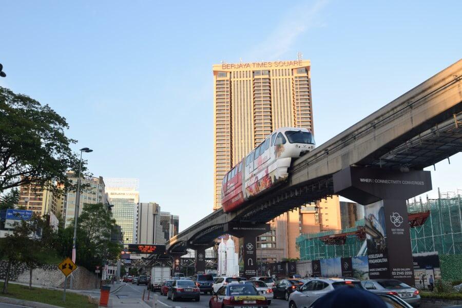 Metropolitan city kuala Lumpur