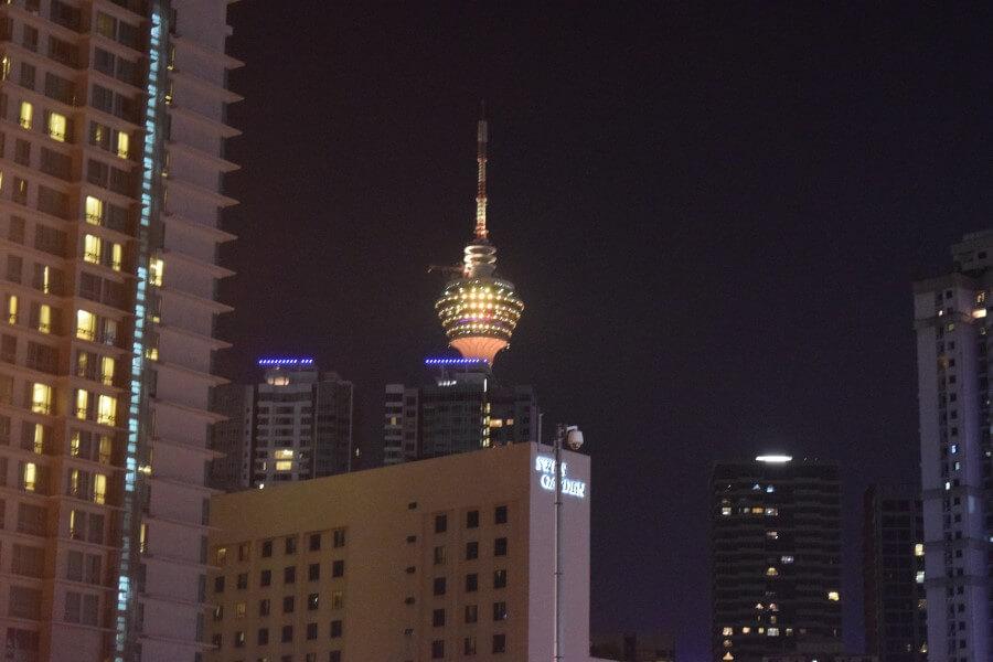 Minara KL tower