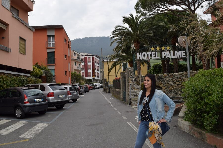 Monterosso al Mare resort village