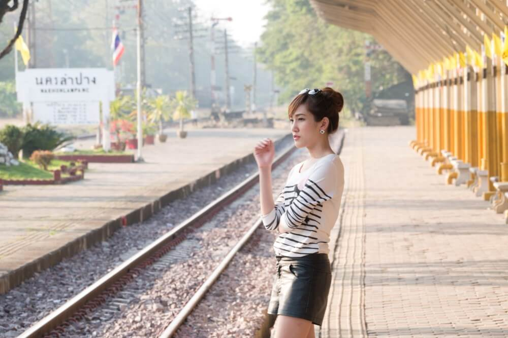 Nakhon Lampang Railway Station, Lampang, Thailand