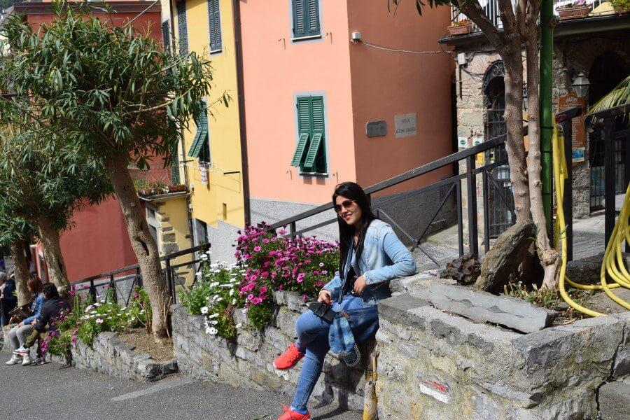 Riomaggiore Cinque Terre village