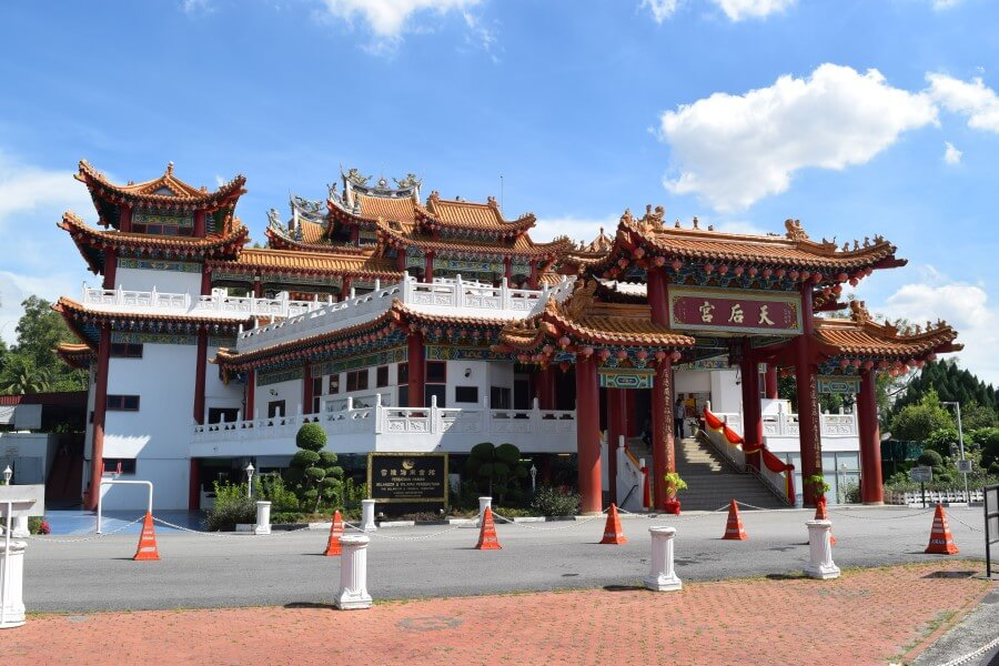 Thean Hou Chinese Temple