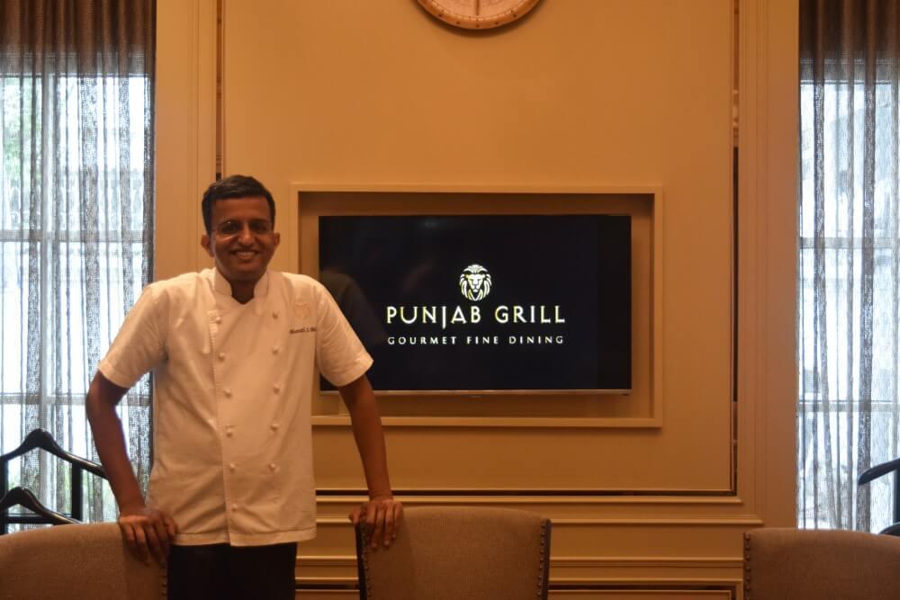 chef bharath bhatt