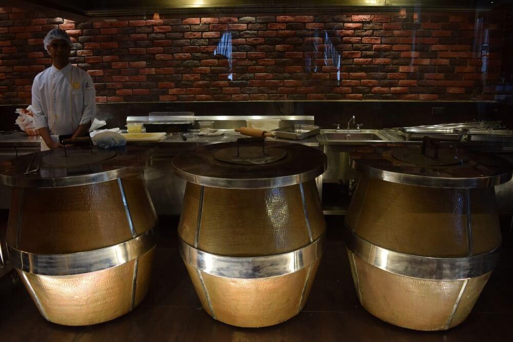 copper tandoor punjab grill
