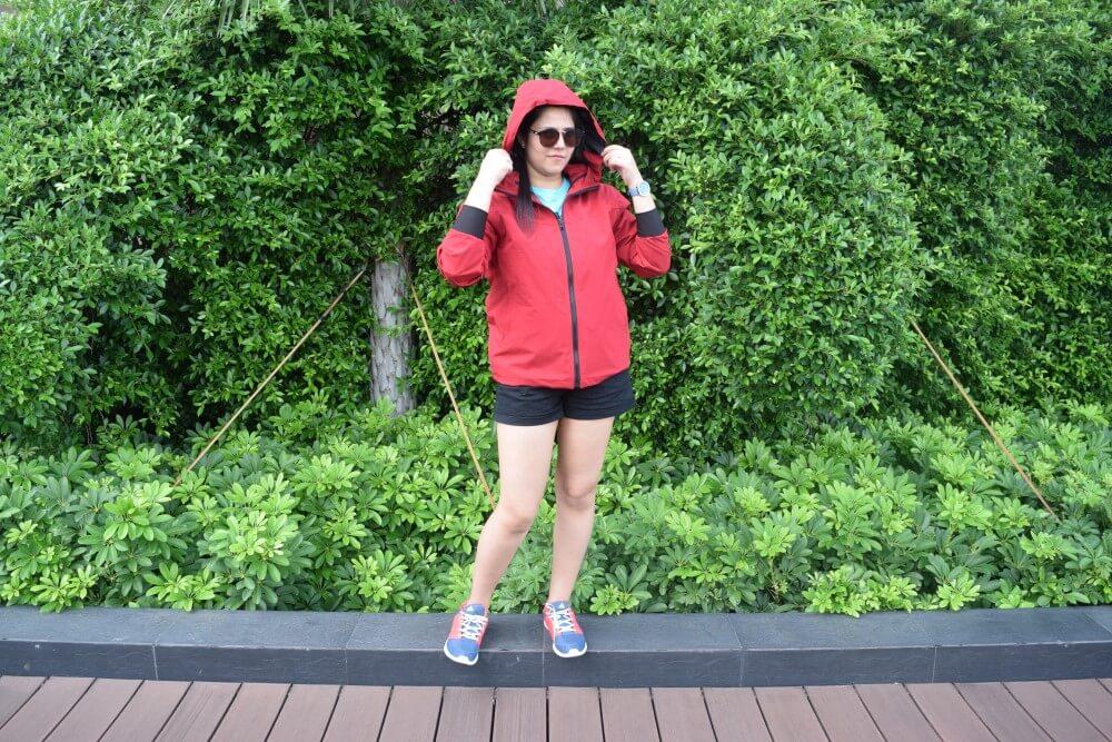 travel jacket