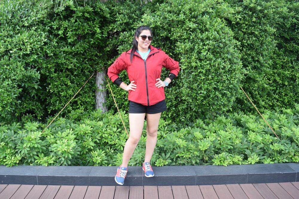 travel jacket female