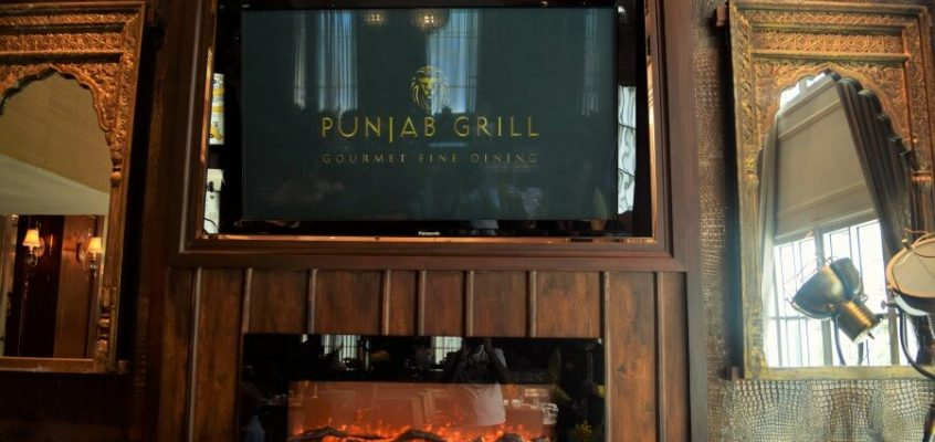 Punjab Grill Bangkok is one of the best Indian restaurant in Thailand