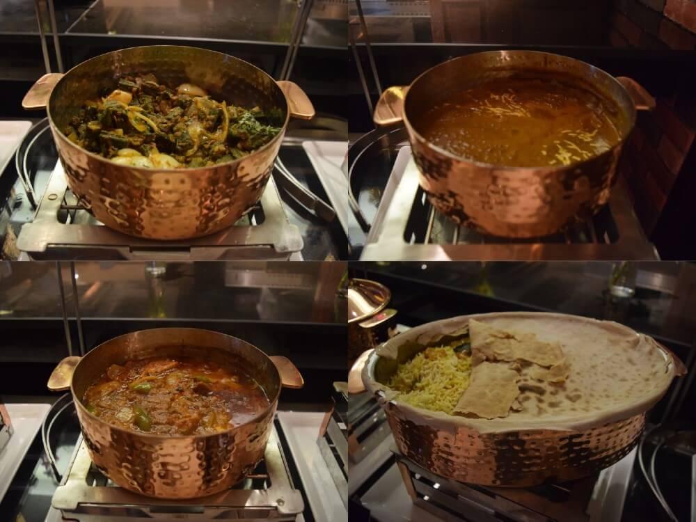 vegetarian punjab grill