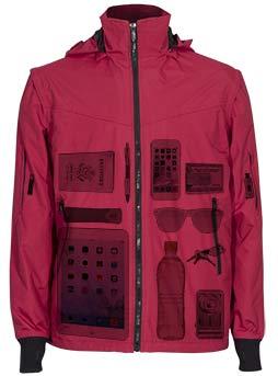 pockets jacket