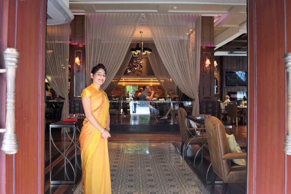 welcoming punjab grill bangkok restaurant