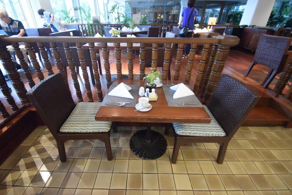 buffet dinning meridian