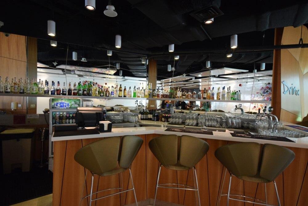 Drinx restaurant bar