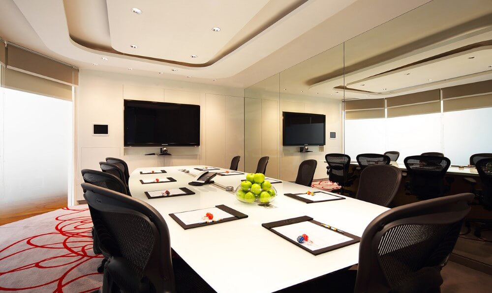 Capri by Fraser Singapore Meeting Room