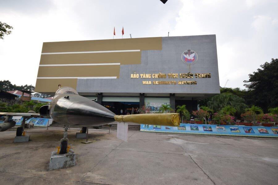 war remnants museum ho chi minh city travelpeppy
