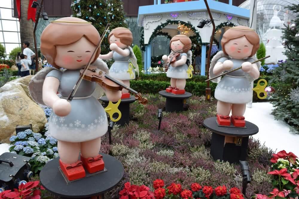 balleriana dancing dolls