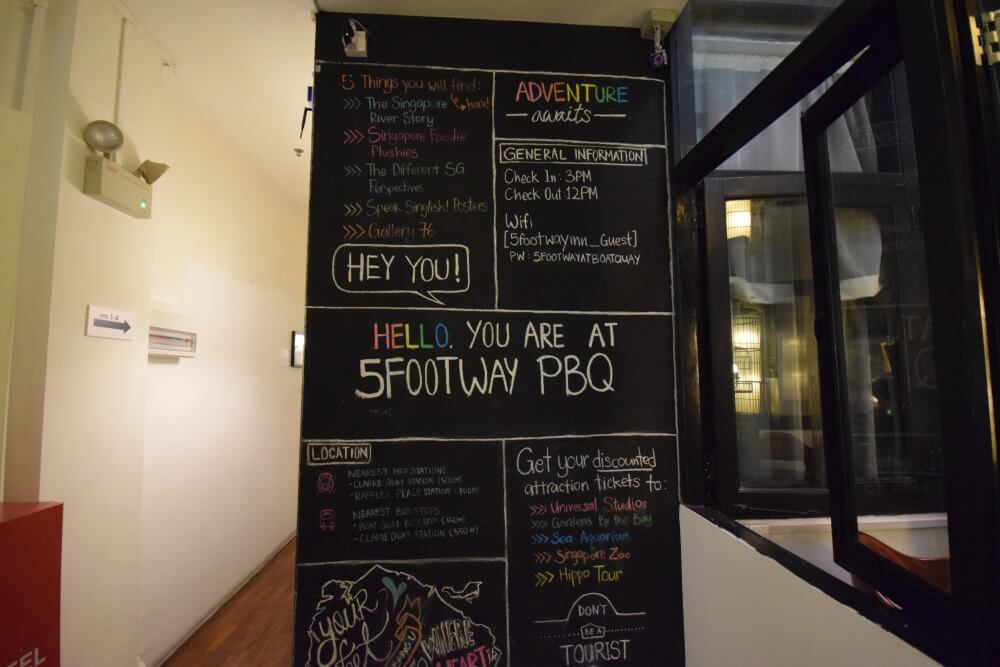 travelpeppy review project boat quay hostel