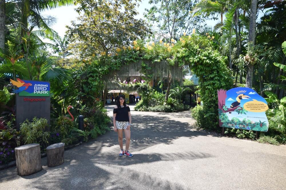 Jurong Bird Park travelpeppy