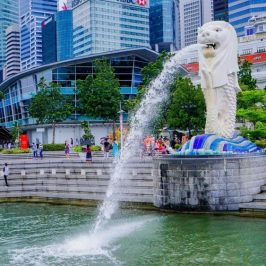 Merlion singapore travel guide