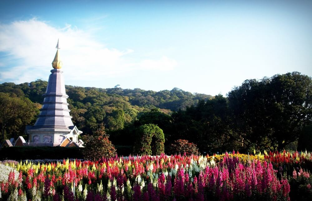 inthanon chiang mai travel guide