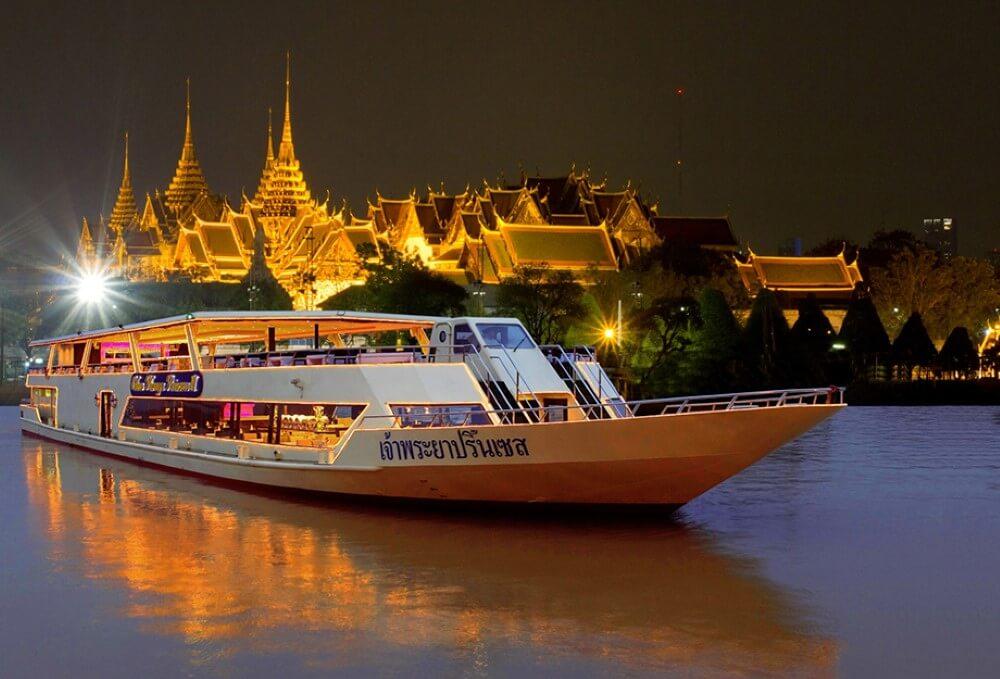Bangkok cruise trip