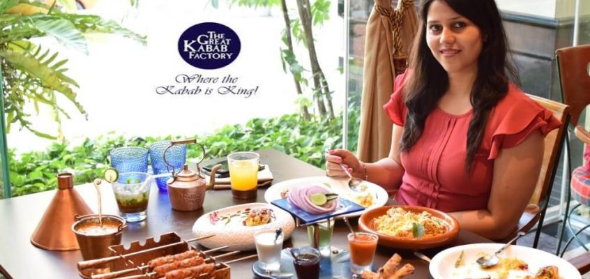 The Great Kabab Factory Bangkok is a gem among Indian restaurants in Thailand