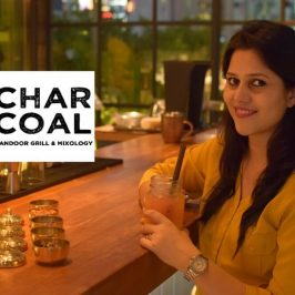 Charcoal Tandoor Grill and Mixology