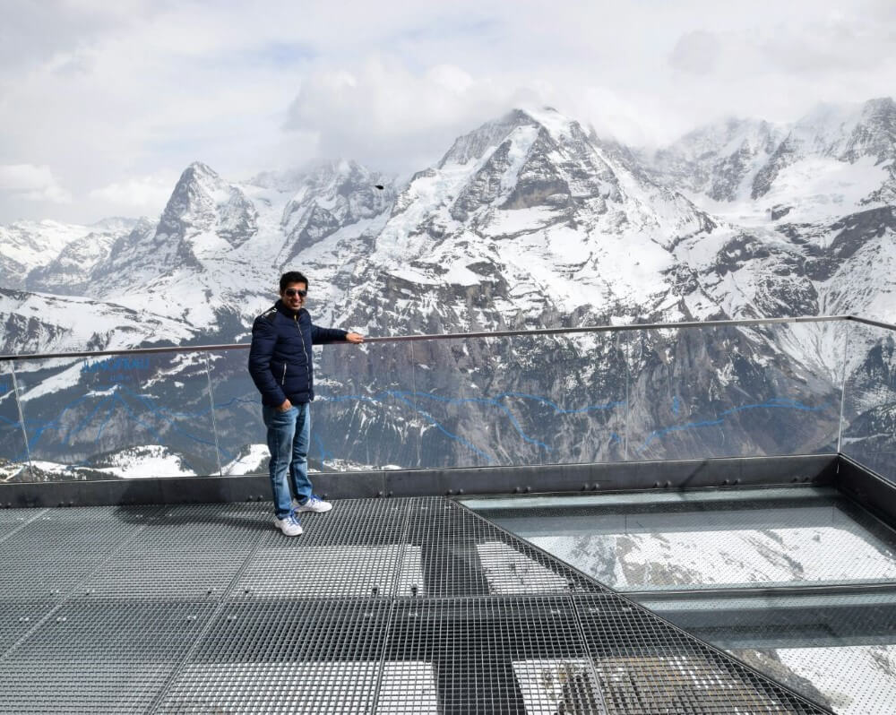 Jungfrau region of Switzerland travelpeppy