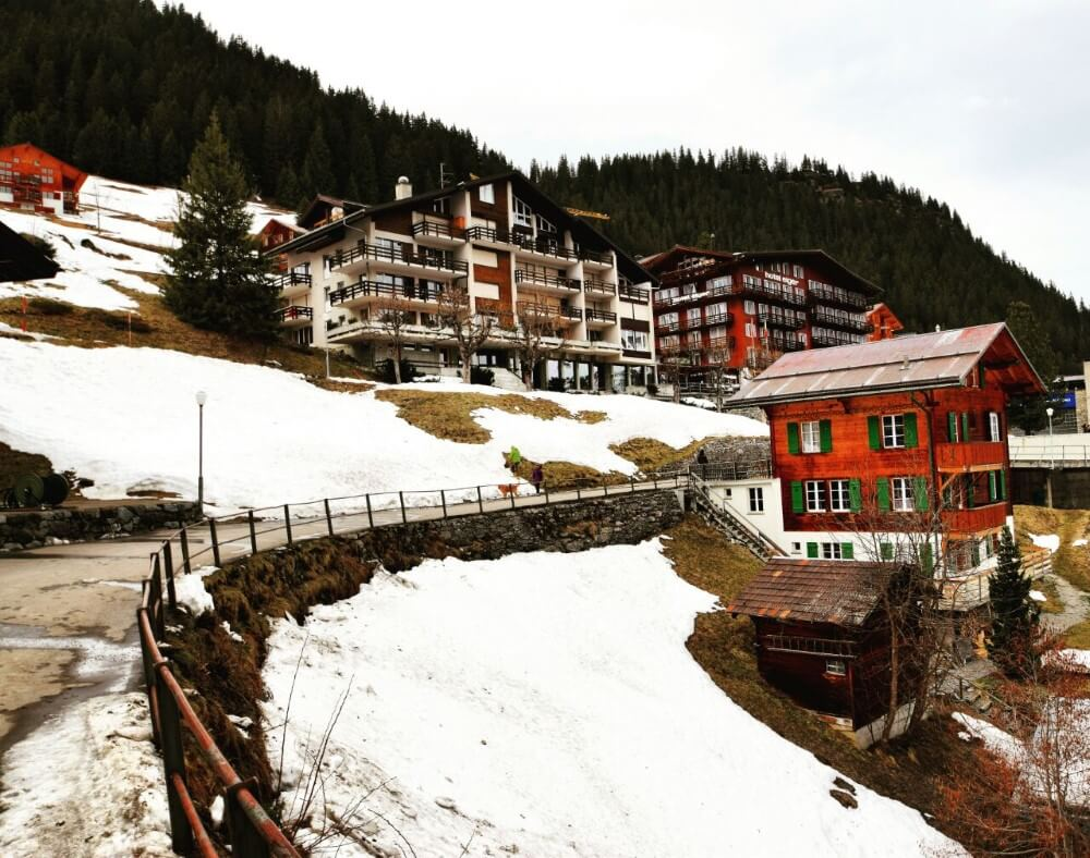 Mürren village