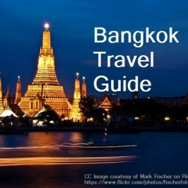 Bangkok Travel Guide for Indian travelers 2017
