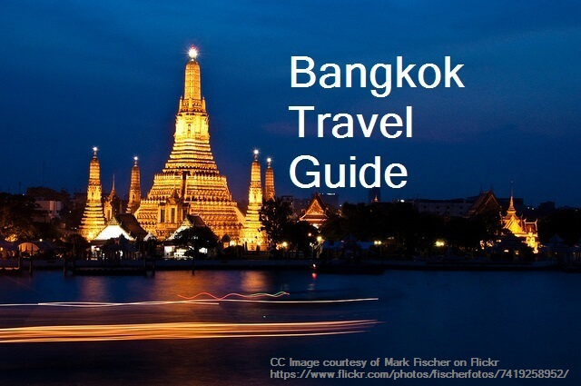 Bangkok Travel Guide for Indian travelers 2018