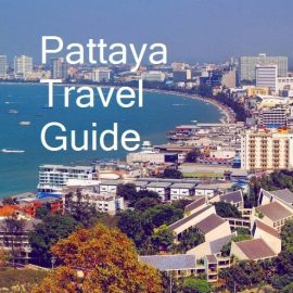Pattaya Travel Guide for Indian travelers 2017