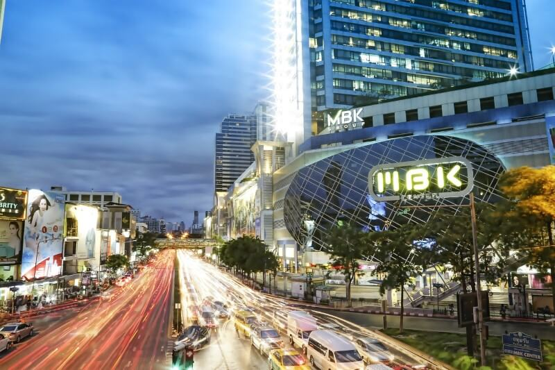 Shopping Bangkok Travel Guide