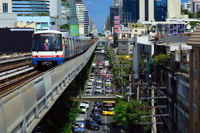 Transportation - Bangkok travel guide