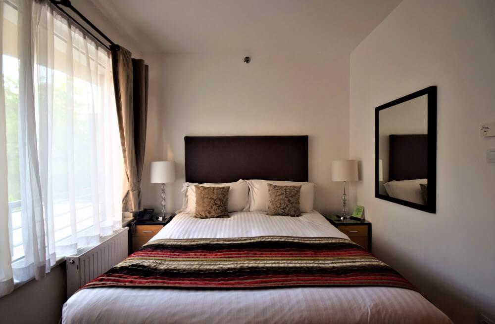 master bedroom fraser residence budapest