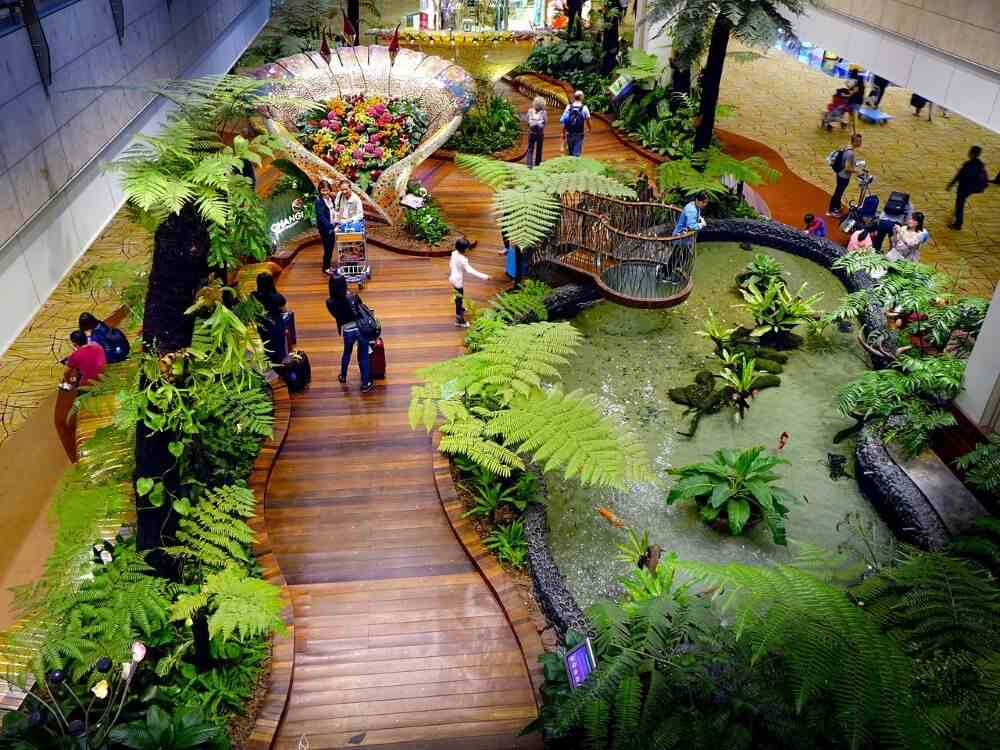 Changi airport Singapore Airport Guide