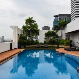 Grand Mercure Bangkok Asoke Residence Review : Feels like home away from home