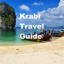 Krabi Travel Guide for Indian travelers 2017
