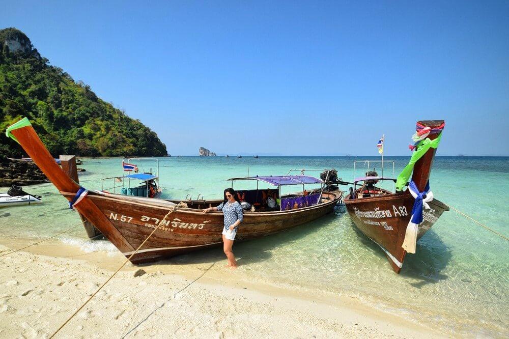 Long Tail boat tour