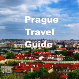 Prague Travel Guide Cover