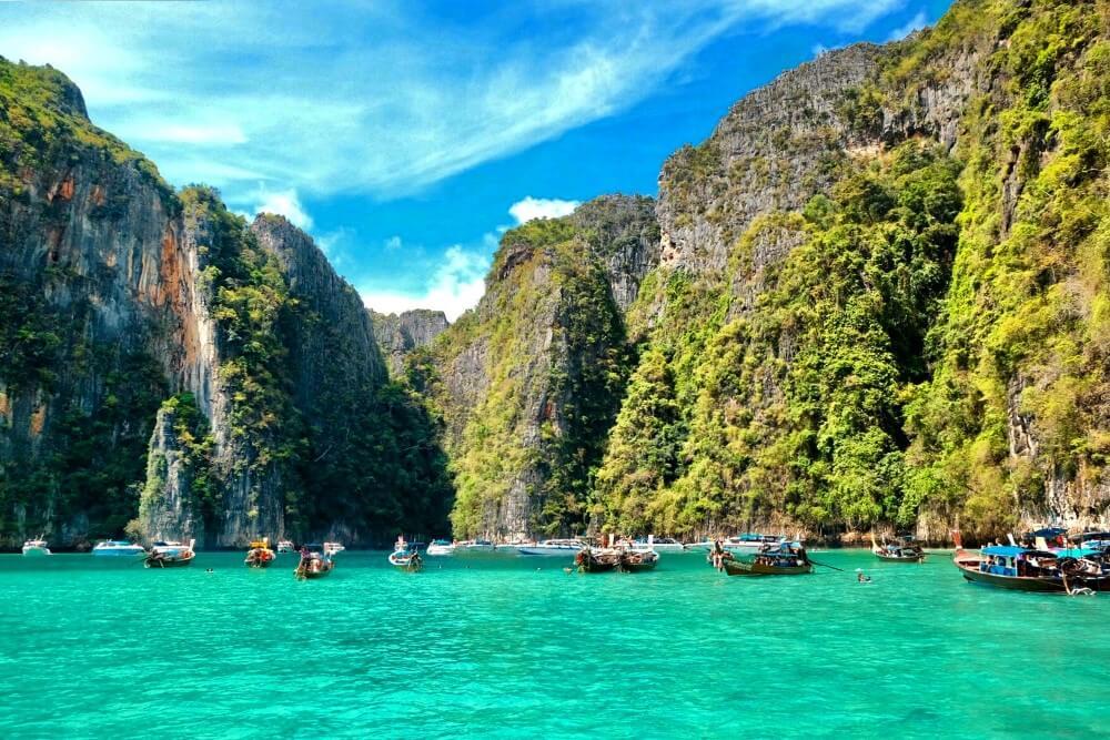 Speed Boat Krabi Tour
