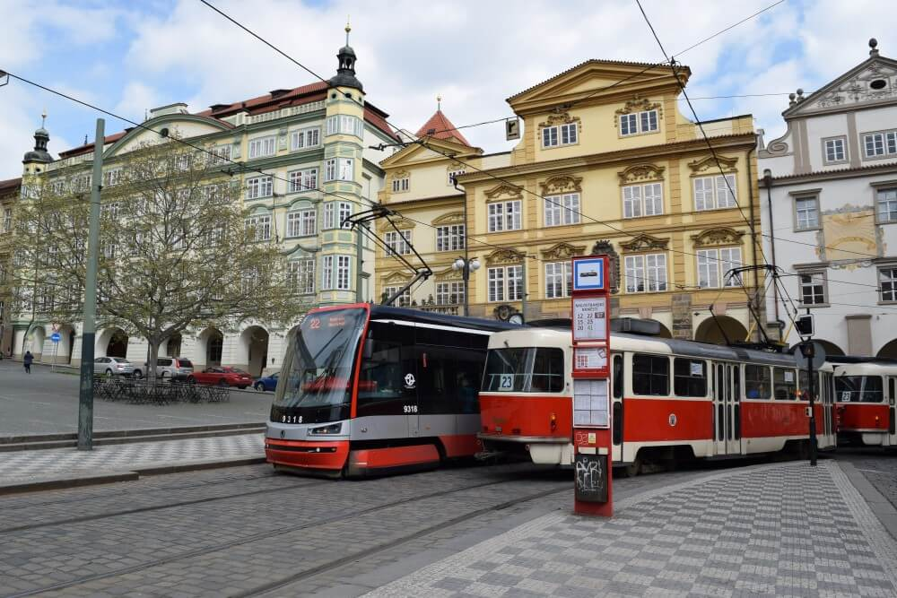 Transport within Prague