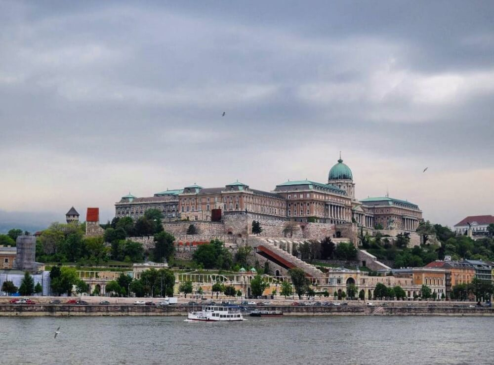 Hungarian castle