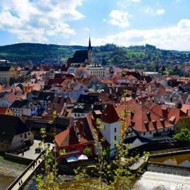 Cesky Krumlov Day Trip: Europe's gorgeous small town