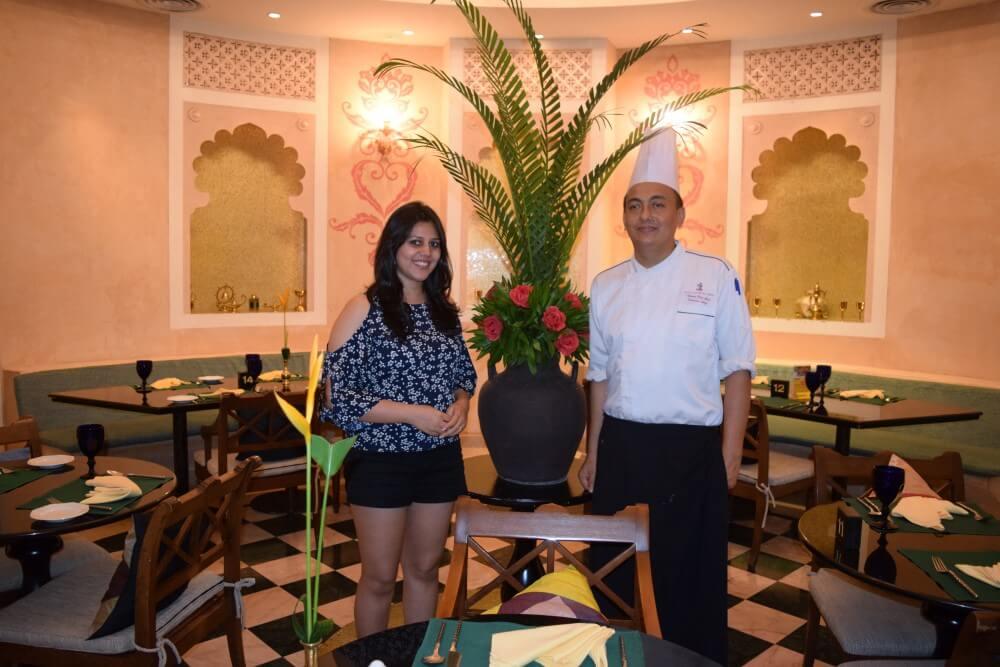 Chef Hosan Raj Giri Maharani Pattaya