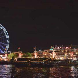 Indian Dinner Cruise in Bangkok : Arena River Cruise
