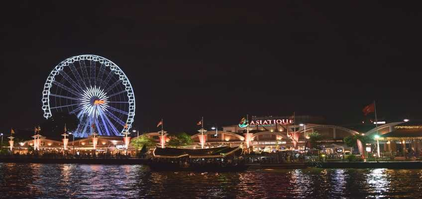 Indian Dinner Cruise in Bangkok : Arena River Cruise